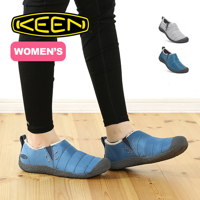 キーン ハウザー ツー 【ウィメンズ】 KEEN HOWSER II 靴 スニーカー シューズ スリッポン トレッキング ハイキング ウォーキング 女性
