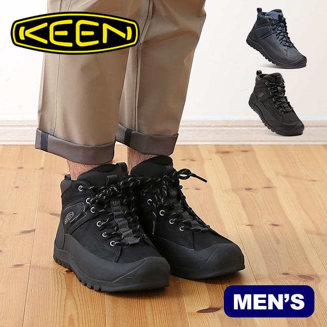 キーン シティズン キーン リミテッド ウォータープルーフ メンズ KEEN MEN'S CITIZEN KEEN LTD WATERPROOF 靴 シューズ スニーカー ハイカット ブーツ 限定 <2018 秋冬>