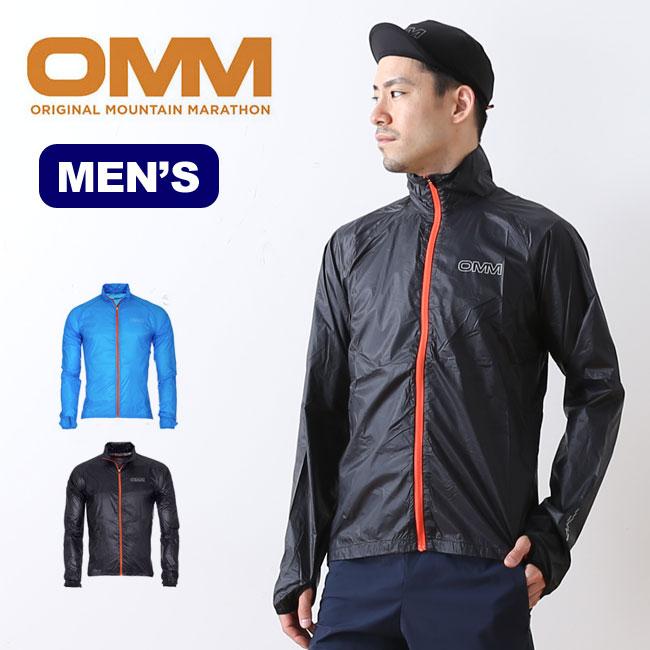 オリジナルマウンテンマラソン ソニックジャケット OMM ジャケット ウィンドシェル <2018 春夏>