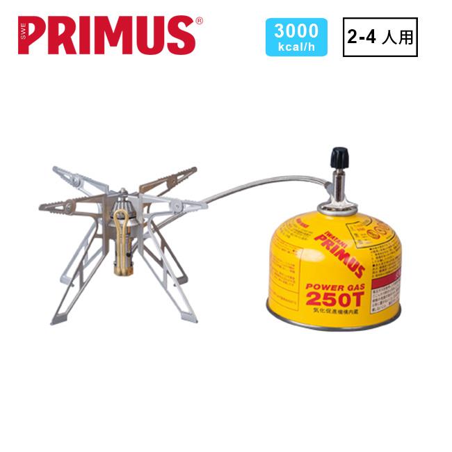 プリムス ウルトラ・スパイダーストーブ PRIMUS Ultra Spider Stove P-155S バーナー アウトドア <2020 春夏>