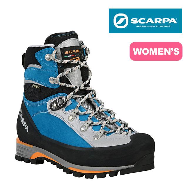 スカルパ トリオレ プロ GTX WMN SCARPA Triolet Pro GTX WMN レディース 靴 登山靴 トレッキングシューズ マウンテンブーツ <2018 春夏>