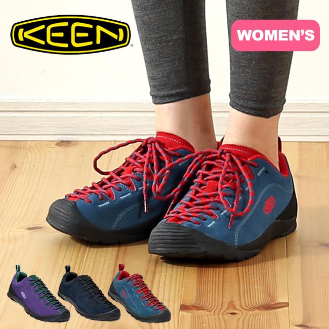 キーン ジャスパー ウィメンズ KEEN WOMEN'S JASPER スニーカー シューズ 靴 トレッキングシューズ アウトドアスニーカー 女性用 レディース 18SS
