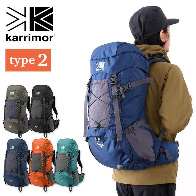 カリマー ランクス28 タイプ2 karrimor lancs 28 type2 リュック ザック <2018 秋冬>