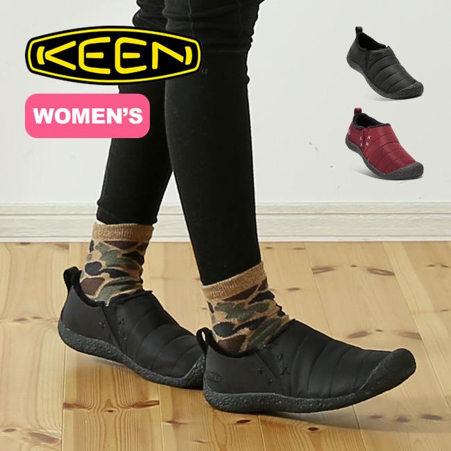キーン ハウザー ツー 【ウィメンズ】 KEEN HOWSER II 靴 スニーカー シューズ スリッポン トレッキング ハイキング ウォーキング 女性 <2018 秋冬>