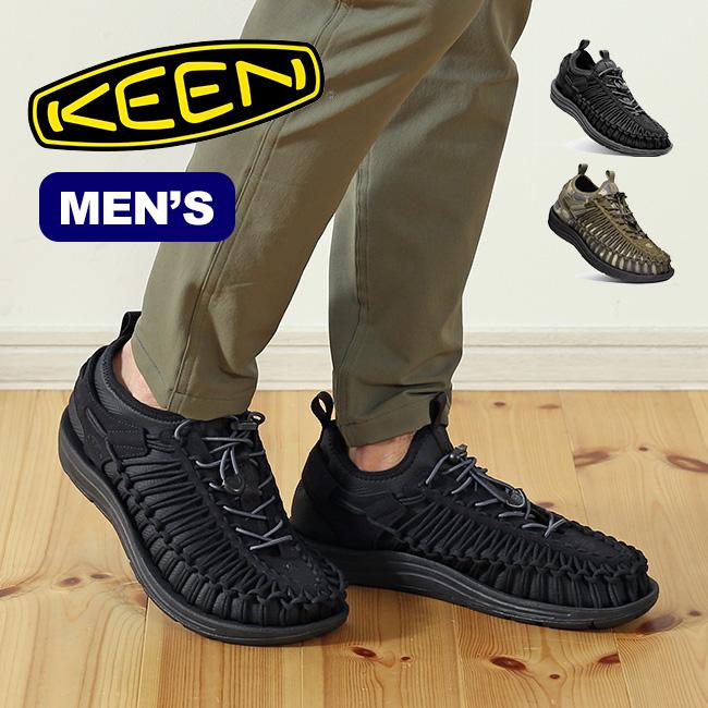 キーン ユニーク エイチティー メンズ KEEN MEN'S UNEEK HT 靴 スニーカー コンフォートシューズ メンズ 男性 <2018 秋冬>