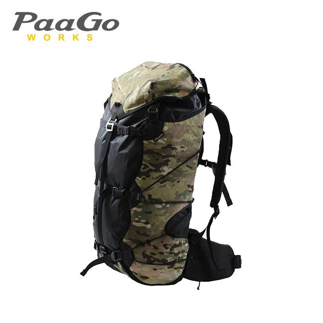 パーゴワークス カーゴ 40 SP PaaGo WORKS CARGO 40 SP リュックサック 21L~30L <2018 秋冬>