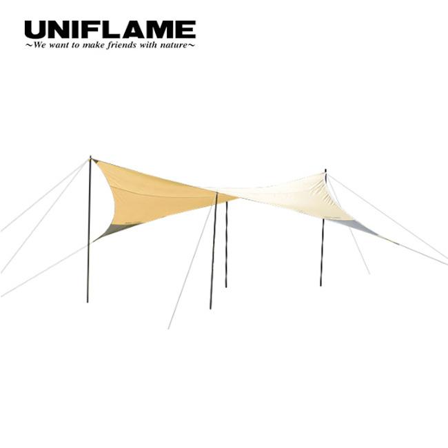 UNIFLAME ユニフレーム REVOタープ L <2018 春夏>