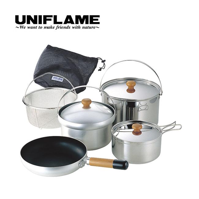 UNIFLAME ユニフレーム fan5 DX (ファンゴーデラックス) <2018 春夏>