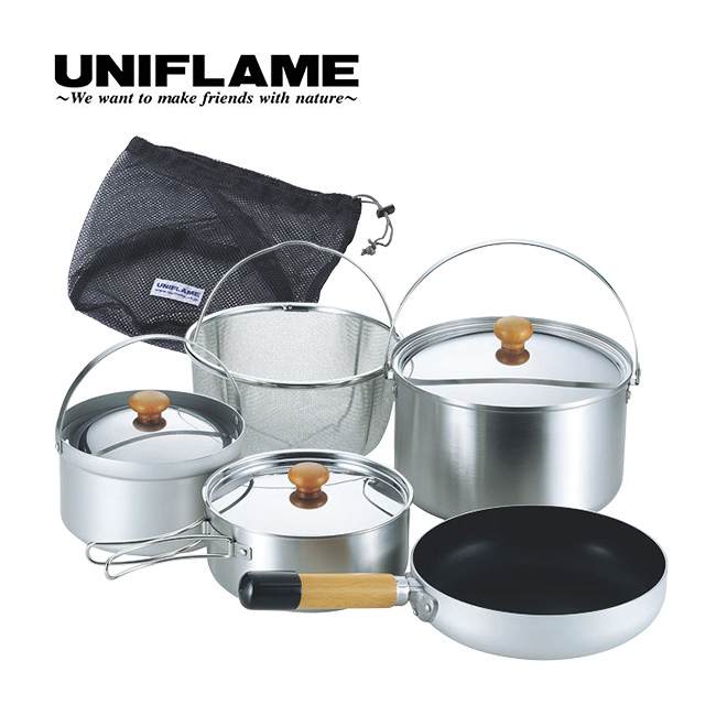 UNIFLAME ユニフレーム fan5 DUO (ファンゴーデュオ) <2018 春夏>