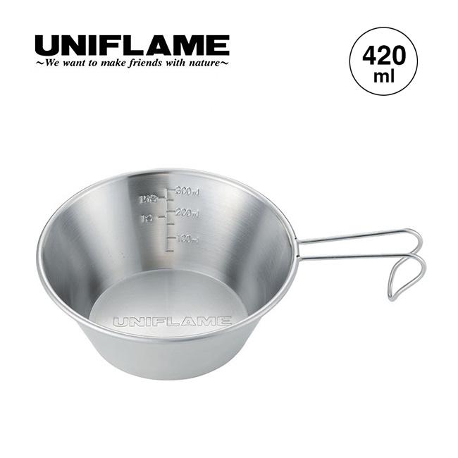 ユニフレーム UFシェラカップ 420 UNIFLAME キャンプ アウトドア【正規品】