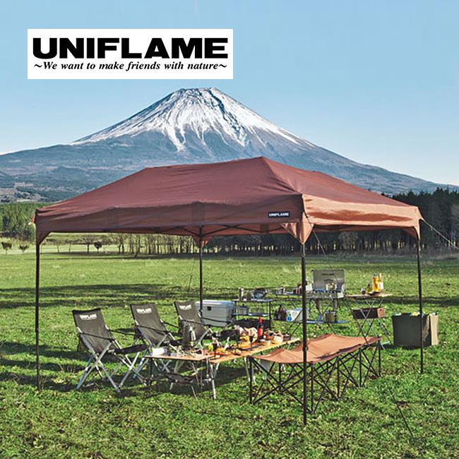 UNIFLAME ユニフレーム REVOベース300 <2018 春夏>