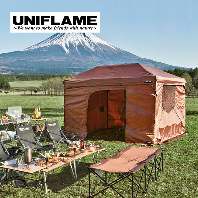 UNIFLAME ユニフレーム REVOベースサイドウォール300 <2018 春夏>