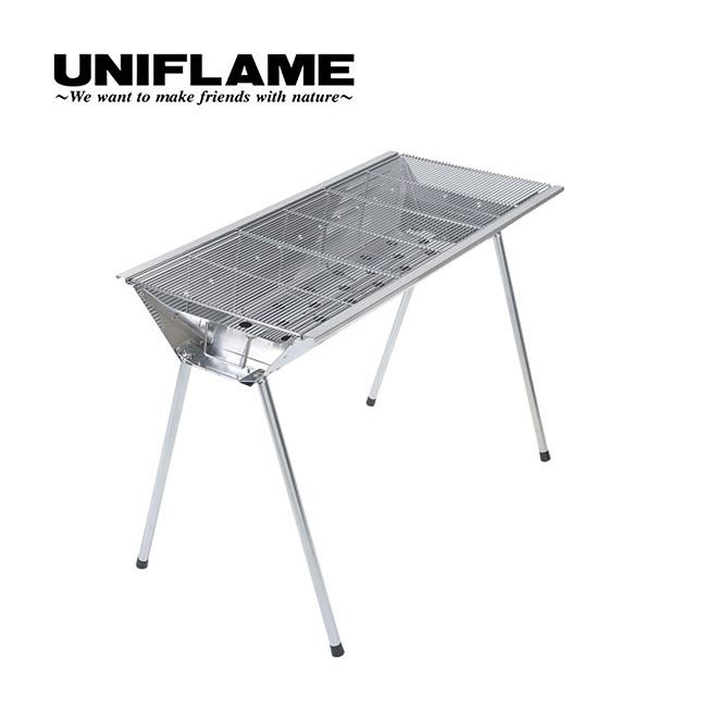 ユニフレーム UFタフグリル SUS-900 UNIFLAME 焚き火台 BBQ グリル キャンプ 焚火 <2018 春夏>