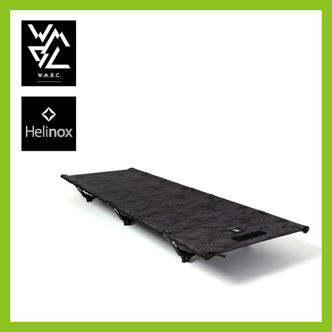 ダブルエムビーシー×ヘリノックス タクティカルコット W.M.B.C.×Helinox TACTICAL COT 寝具 ベッド コット <2018 春夏>
