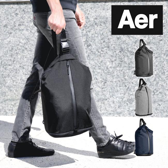 エアー スリングバッグ2 Aer Sling Bag 2 バッグ ショルダー ボディバッグ ワンショルダー シューズ収納 <2019 春夏>