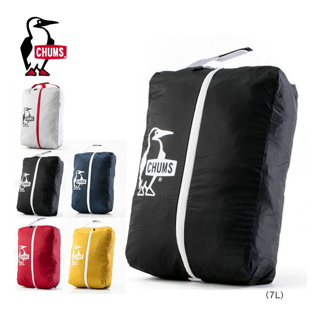 チャムス ベースバッグ7L CHUMS Base Bag 7L サブバッグ オーガナイザー <2018 秋冬>