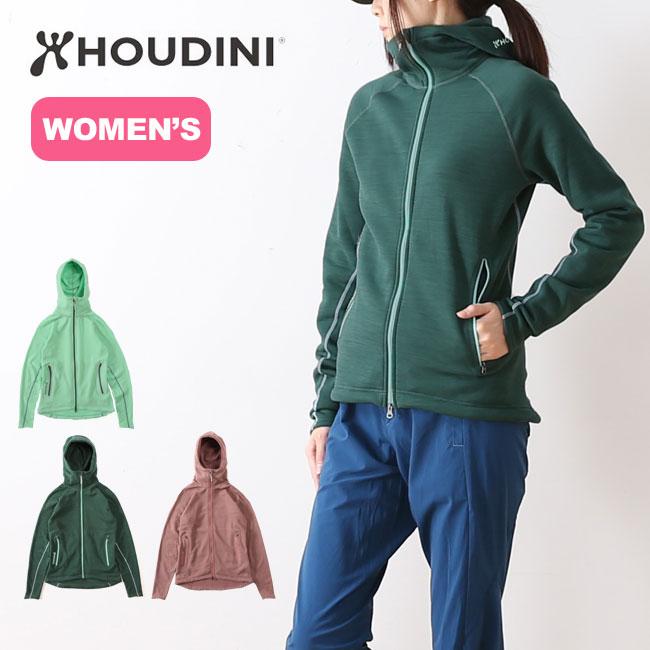 フーディニ 【ウィメンズ】アウトライトフーディ HOUDINI W's Outright Houdi <2018 春夏>