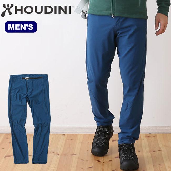 フーディニ メンズ ルシードパンツ HOUDINI Lucid pants ズボン <2018 春夏>