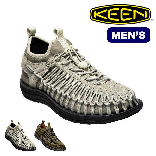 キーン ユニーク エイチティー メンズ KEEN UNEEK HT シューズ スニーカー 靴 コンフォート 男性