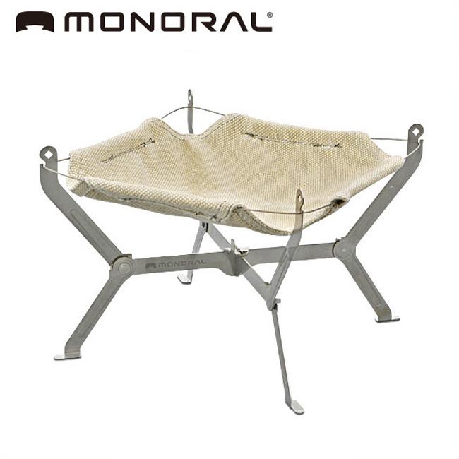 【キャッシュレス 5%還元対象】モノラル ワイヤフレーム MONORAL MT-0010 焚き火台 グリル <2019 秋冬>