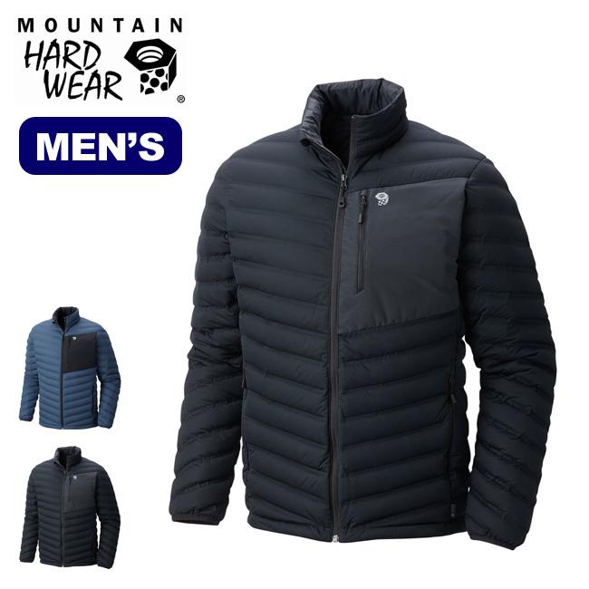 マウンテンハードウェア ストレッチダウンジャケット Mountain Hardwear StretchDown Jacket メンズ ジャケット アウター ダウン 17FW