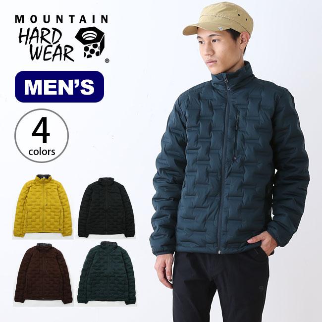 マウンテンハードウェア ストレッチダウンDSジャケット Mountain Hardwear アウター メンズ ダウンジャケット <2018 秋冬>