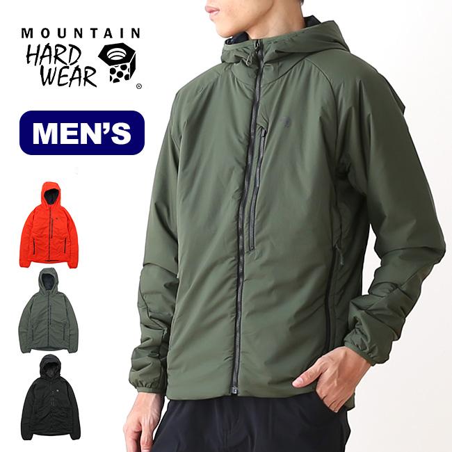 マウンテンハードウェア コアストラータフーディ Mountain Hardwear Koa Strata Hoody メンズ トップス アウター <2018 秋冬>