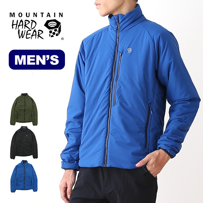 Mountain Hardwear Kor Strata Jacket メンズ トップス ジャケット <2018 秋冬>