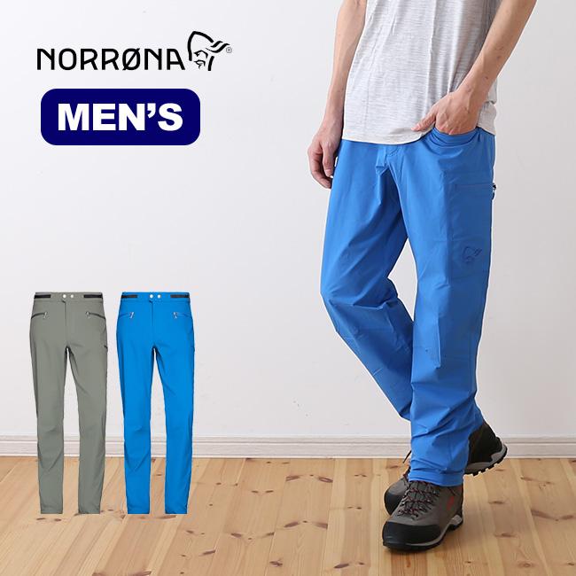 ノローナ ビィティフォーン フレックス1パンツ メンズ Norrona bitihorn flex1 Pants パンツ ロングパンツ 軽量パンツ ボトム <2018 春夏>