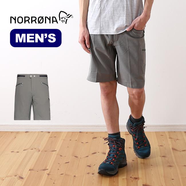 ノローナ ビィティフォーン フレックス1ショーツ メンズ Norrona bitihorn flex1 Shorts ショートパンツ ショーツ 短パン トレッキング用 <2018 春夏>