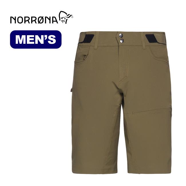 ノローナ シーボットン フレックス1ライトウェイトショーツ メンズ Norrona skibotn flex1 lightweight Shorts ショートパンツ ショーツ 短パン マウンテンバイク用 <2018 春夏>
