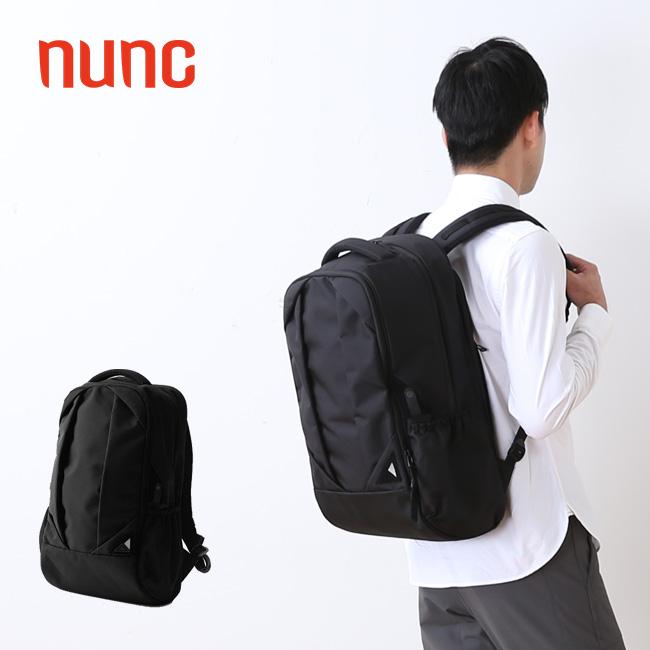 ヌンク デイリーバックパック nunc Daily Backpack バックパック リュック リュックサック デイパック <2018 秋冬>