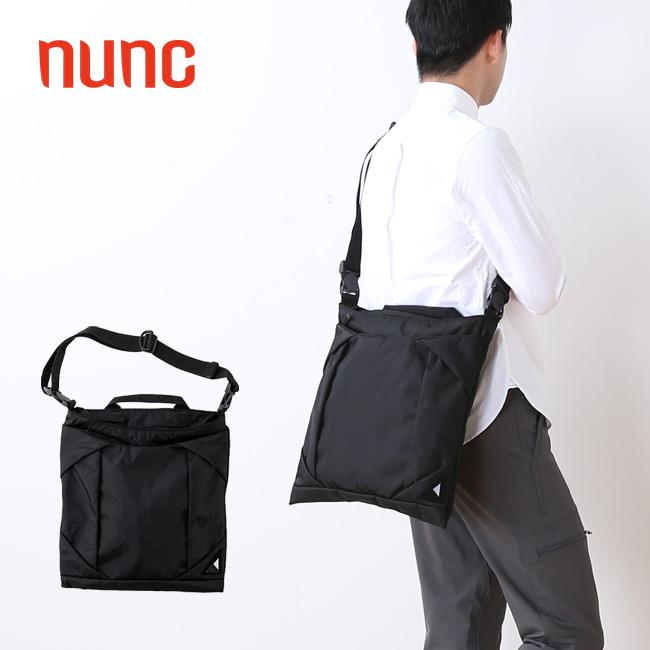 ヌンク オフトートバッグ nunc Off Tote Bag トートバッグ トート ショルダーバッグ 肩掛け 2WAY 2ウェイ <2018 秋冬>