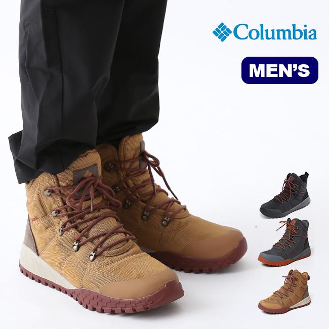 コロンビア フェアバンクスオムニヒート Columbia Fairbanks Omni-Heat メンズ 靴 ブーツ スノーブーツ トレッキングシューズ <2018 秋冬>