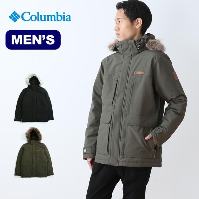 コロンビア マーキアムピークジャケット Columbia アウター ジャケット メンズ <2018 秋冬>