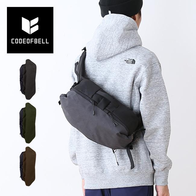 コードオブベル X-パックONE TOURER CODE OF BELL X-PAK ONE TOURER バッグ リュック ショルダー ウエストバッグ ボディバッグ <2018 秋冬>