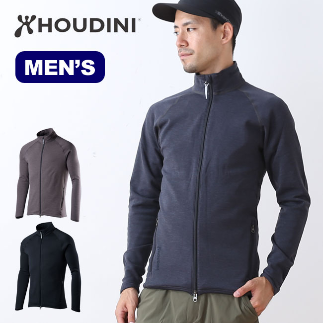 フーディニ メンズ アウトライトジャケット HOUDINI Mens Outright Jacket アウター ミッドレイヤー フリース <2018 秋冬>