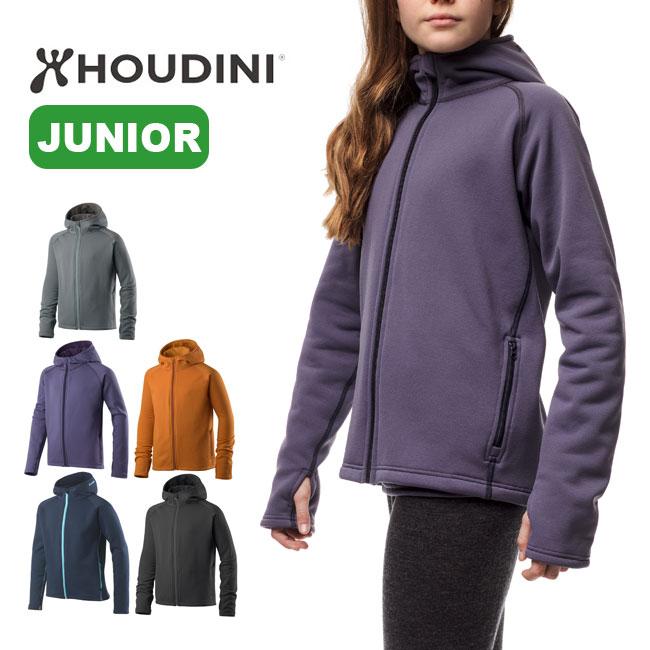 フーディニ ジュニア パワーフーディ HOUDINI Jr's Power Houdi パーカ フリース 子供 <2018 秋冬>