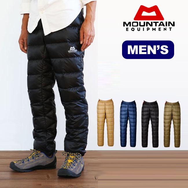 マウンテンイクイップメント パウダーパンツ MOUNTAIN EQUIPMENT Powder pants メンズ ダウンパンツ ズボン メンズ <2018 秋冬>