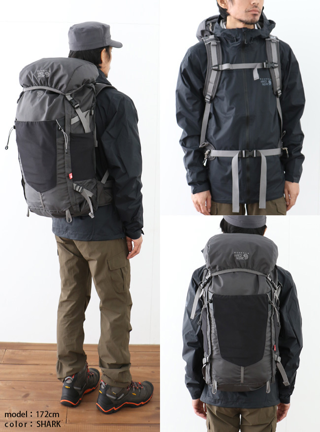 1a41fb9cadf   2016 models  gt  Mountain Hardwear Scrambler RT40 outdo Li Mountain  Hardwear   backpack   OutDry waterproof   rolltop   drainage holes with    40 L ...
