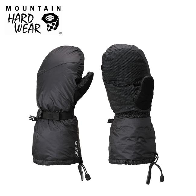 マウンテンハードウェア アブソルートゼロゴアテックスミット Mountain Hardwear Absolute Zero GORE-TEX Mitt 手袋 グローブ ミトン <2018 秋冬>