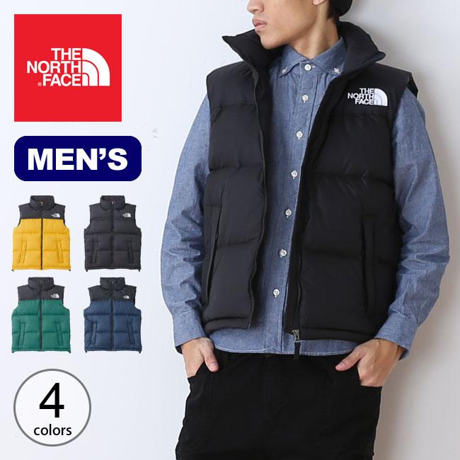 ノースフェイス ヌプシベスト THE NORTH FACE Nuptse Vest メンズ ベスト ジャケット ウェア 服 トップス <2018 秋冬>