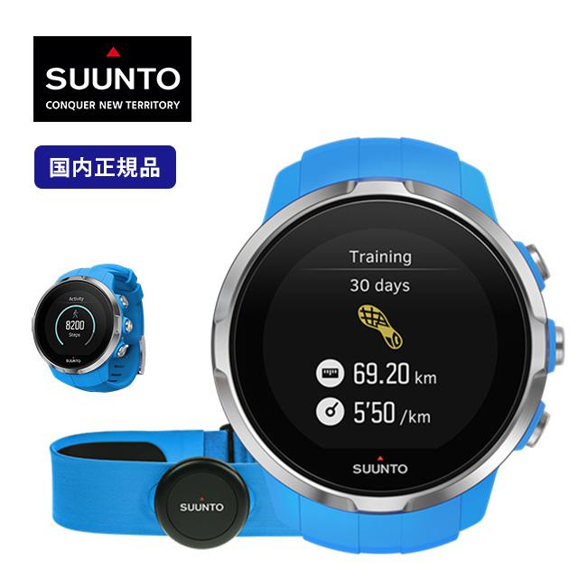 スント スパルタン スポーツ【HR】 SUUNTO SPARTAN SPORT 【HR】 腕時計 時計