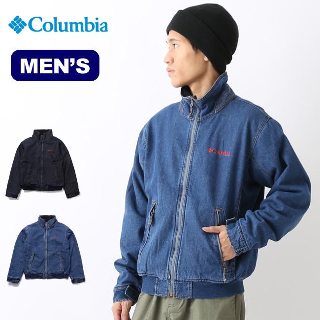 コロンビア ロマビスタデニムジャケット Columbia アウター ジャケット メンズ <2018 秋冬>