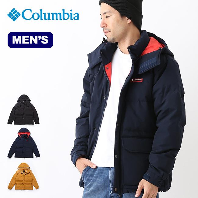 コロンビア シダーヒルズダウンジャケット Columbia Cider Hilles Down Jacket メンズ ダウンジャケット ジャケット アウター ダウン <2018 秋冬>
