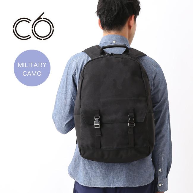シーシックス セルパック ミリタリーカモ C6 Cell Backpack in Military Camo バッグ リュック バックパック デイパック <2018 秋冬>