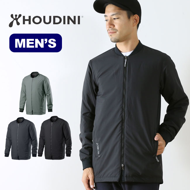 フーディニ メンズ ピッチジャケット HOUDINI Pitch Jacket ジャケット アウター インサレーションジャケット 男性 sp18fw