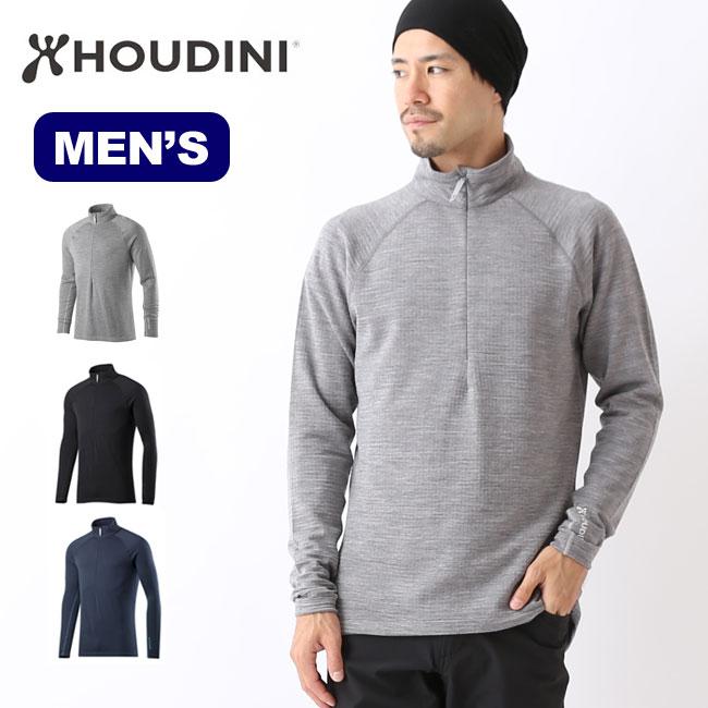 フーディニ メンズ ウーラーハーフジップ HOUDINI M's Wooler Halfzip アウター ジャケット 男性 <2018 秋冬>