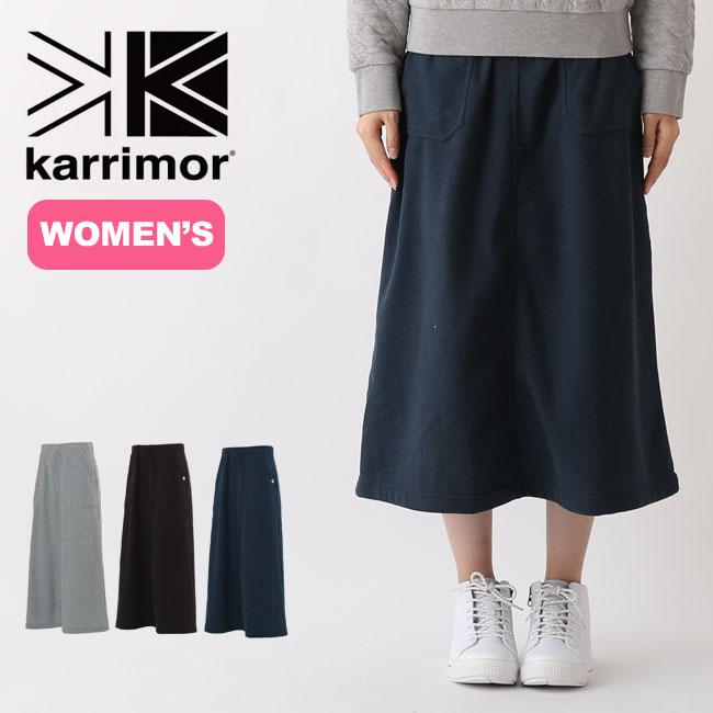 カリマー ロナ ウィメンズ ロングスカート karrimor rona W's long skirt レディース スカート ロングスカート <2018 秋冬>