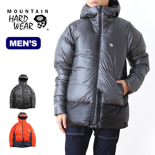 マウンテンハードウェア ファントムフーデッドダウンジャケット Mountain Hardwear メンズ トップス ジャケット アウター アウトドア 秋冬